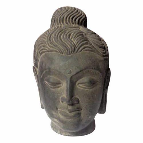 Black Stone Gandhara Buddha Sculpture Rs 9000 Piece Murti Kart Id 15789251991
