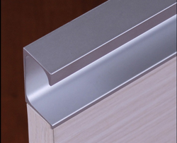 Aluminium Kitchen Cabinet G Handle