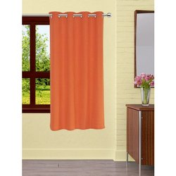 Plain Lushomes Fabiana Unidyed Window Curtain