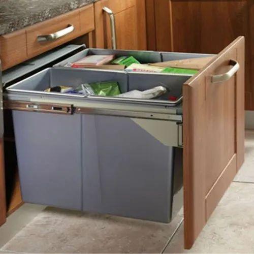 Under Sink Waste Bin