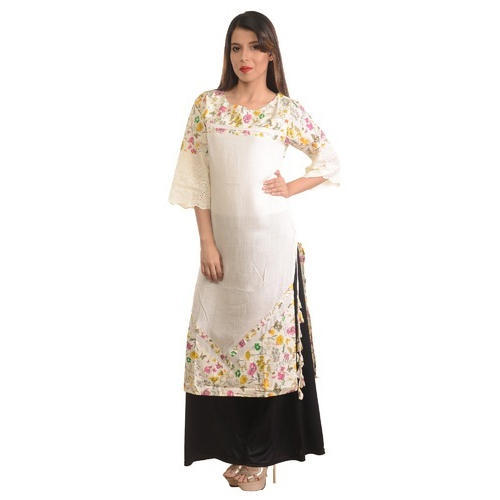 69a18c18df Black & White Large Palazzo Suit, Rs 750 /piece, Ultimate Fashion ...