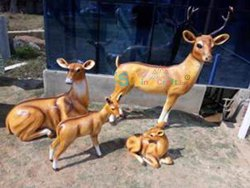 Park FRP Animal For Decoration