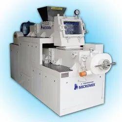 Adhisakthi Projects Duplex Vacuum Type Soap Plodder Machine, 500-1000 kg per hour