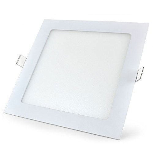 Aluminum Square 20 Watt Slim Led Panel Light 20w Rs 275
