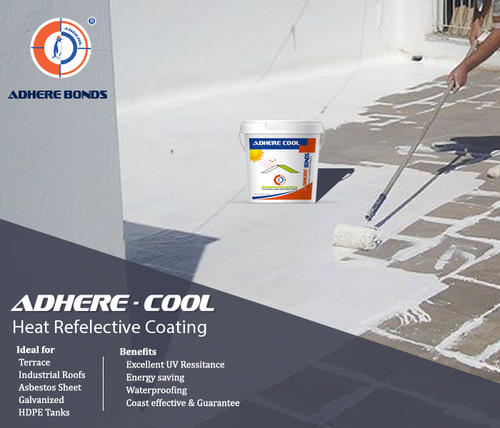 Water Proofing Coating System - Adhere Water Proofing Chemicals