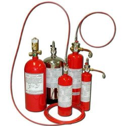 Direct Low Pressure Fire Suppression System