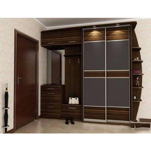 Bedroom Cupboard Designs India Art Hoe Bedroom Bedroom Black And White Cartoon Curtains For Small Bedroom Windows: Modern Plywood Bedroom Wardrobe At Rs 1290 /square Feet