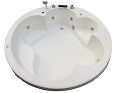 Pacific Bathtub (6' Round)
