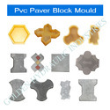 PVC Paver Block Mould