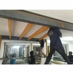 Roof Structure Fabrication Service