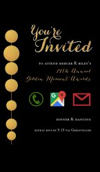 Wedding Digital Invitation Cards