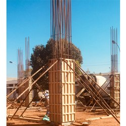 Joti FRP Shuttering Column Mould