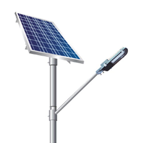 solar street light pole at rs 1600 piece solar light pole solar