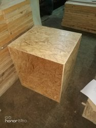 8 Feet Oriented Strand Board, Features: Termite Proof, Surface Finish: Matte