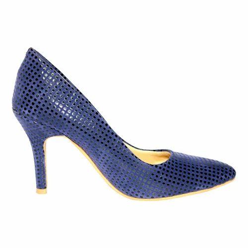 632cfc3fd2b Women Navy Blue Stiletto Heels Sandal