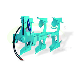 Single Cylinder 3 Bottom Reversible Plough