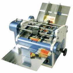 Back Cutting Center Slide Rewinding Machine