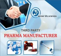 Pharmaceutical Third Party Manufacturing Of Capsules