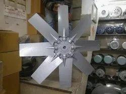Aluminum Impeller 6 Blade Dia 315 mm