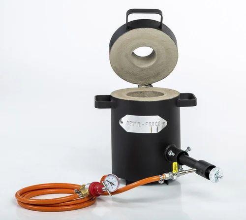Aluminium Melting Furnace Portable Aluminum Melting