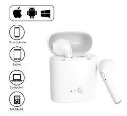 i7S Twins Wireless Music Earphone