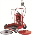Portable Hose Reel Trolley