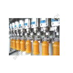 Filling Machine For Bottled Juice