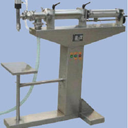 Single Head Liquid Filling Machine With Stand