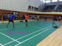 Synthetic Badminton Court Flooring