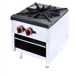 Mild Steel Single Burner Stoves, 2