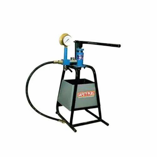 Hydraulic Pressure Test Machine