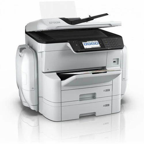 Epson WF-C869R Photocopy Printer, Rs 195000 /number Print Automation | ID: 11155629673