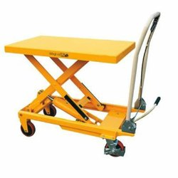 SS Pallet Scissor Lift Table