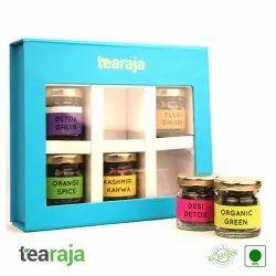 Tearaja Aqua Gift Box, 6 Teas to Boost Your Immune System, Get Stronger Immunity