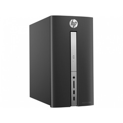 HP Desktop Pc 570-41il/42in/ 2nk90aa/ 2nk91aa, Memory Size (ram): 4gb