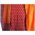 Gadhwal Silk (Garhwali) Bandhani Dress Material