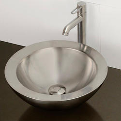 SS Counter Wash Basin