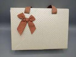 Drawer Box With Ribbon Handle