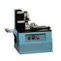 Pad Printing machine, logo print