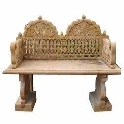 Designer Marble Bench