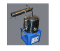 Water Distillation Unit, Capacity: 10.0 Liters /hr And 20.0 Liters /hr