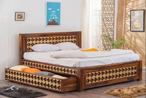 check out a821e 0c251 Designer Wooden Single Bed