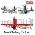 Mast Climbing platform
