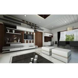 Hall Interior Turnkey Project