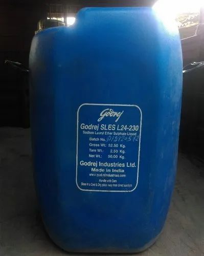 Surfactant Raw Materials - Sodium Lauryl Ether Sulfate (SLES