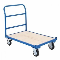 Iron Mobile Trolley, Capacity: Good