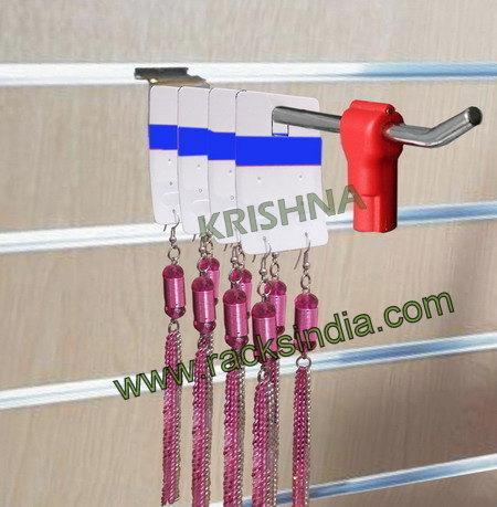 Krishna Magnetic Anti Theft Security Lock For Jewellery Store, Silver, Packaging Size: 50 - 100 Pieces