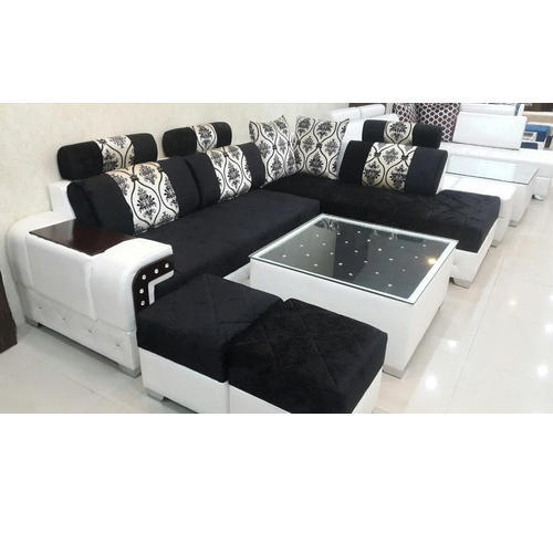 Synthetic Leather 7 Seater Sofa Set Rs 24000 Set Gsa Furniture