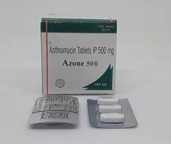 Azithromycin Tablets IP 500 Mg