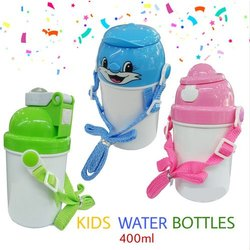Plastic Kids Polymer Sipper Water Bottle